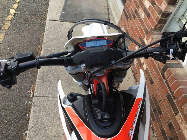 2020 Beta Motorcycle 2